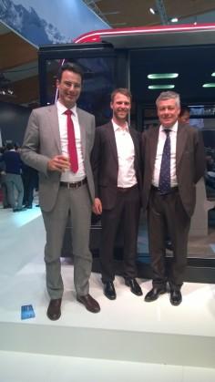 Projektleitung mit Pininfarina