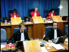 Jurist am UN Tribunal