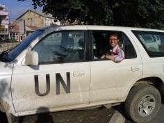 Für die Vereinten Nationen