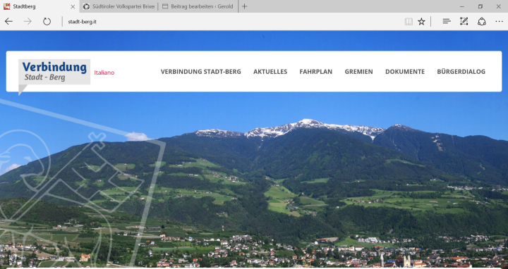 Stadt-Berg.it