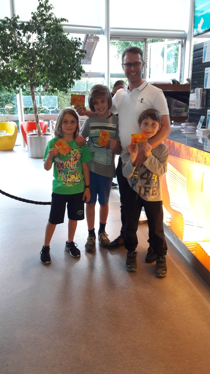 Summercard Gold Familie Freizeitticket Gerold Siller