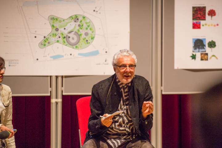 Andre Heller Brixen Hofburggarten 4